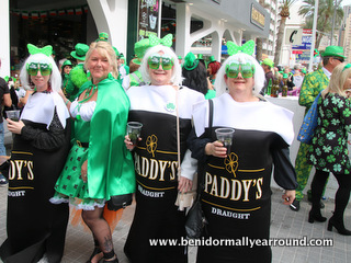 guinness ladies